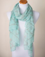 Beth Secret Garden Scarf — $5.97