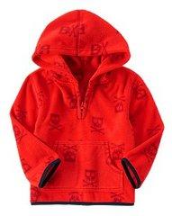 Half Zip Hooded Pullover - $3.99