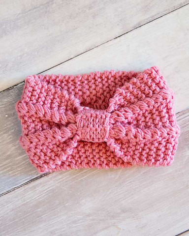 Knit Head Wrap — $2.97