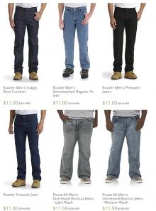 Menss Jeans 11 Kmart
