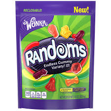 Wonka Randoms