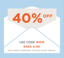 40 Off Old navy