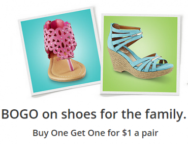 BOGO 1 Kmart Shoes