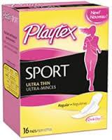 Playtex Sport Pads