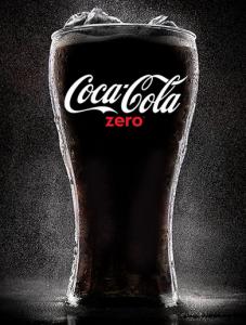 free coke zero