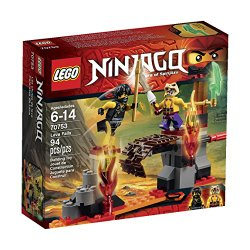 ninjago lava flow