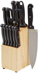 amazon basics knife set