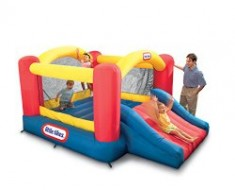 little tikes jumping house