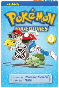 pokemon kindle books
