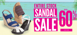 payless sandal sale