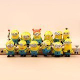 12 piece minion set