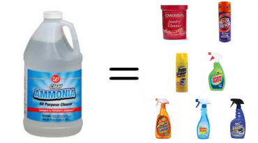 ammonia cleaners