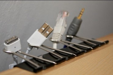 binder clip hacks 1