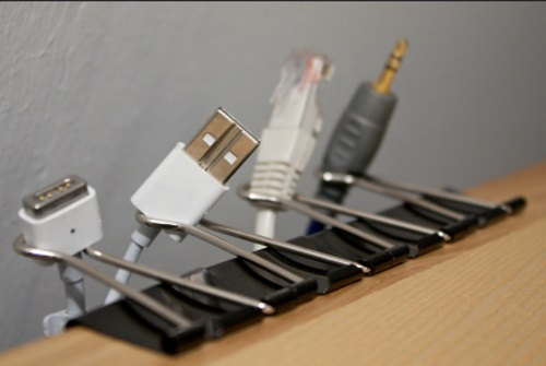 binder clip hacks