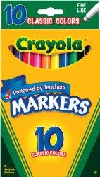 crayola marker deal