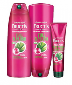 garnier fructis sample