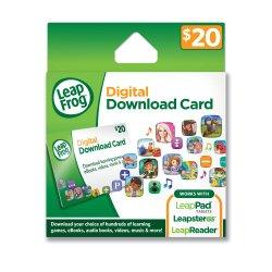 leapfrog card