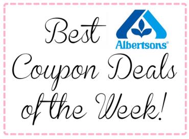 best albertsons coupon deals