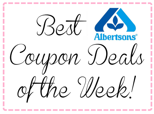 best albertsons coupon deals
