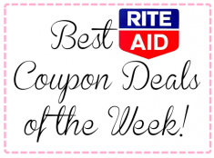 best rite aid coupon deals