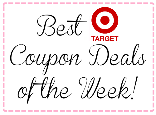 best target coupon deals