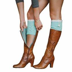 blue boot socks