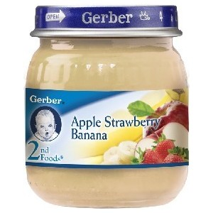 gerber baby food jar