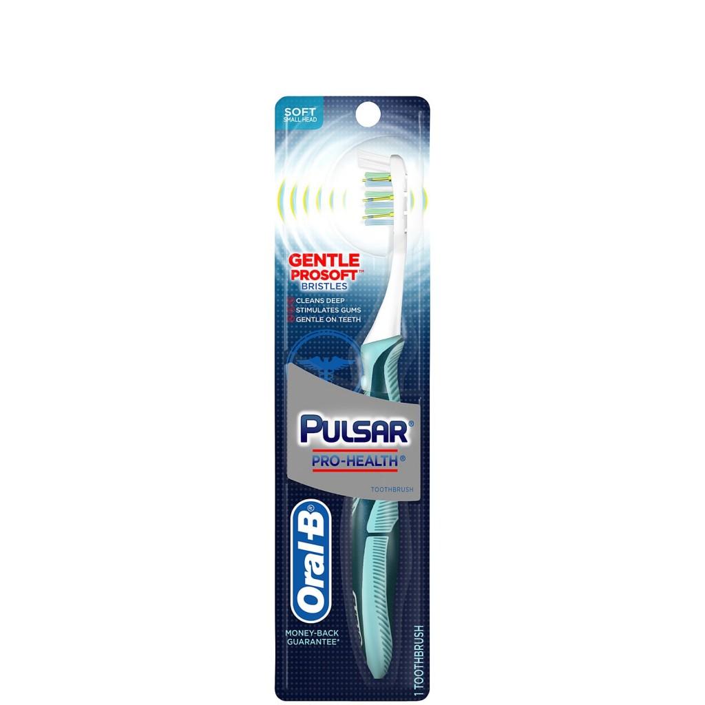 oral b pulsar pro health