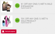wet n wild coupons