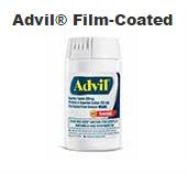 advil sample