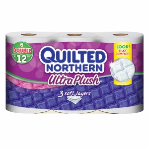 quilted northern 6 rolls