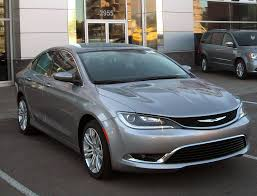 <center>2015 Chrysler 200 Limited</center>