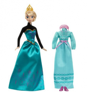 frozen coronation doll