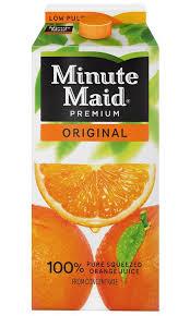 minute maid oj