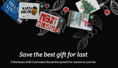 starbucks egift card