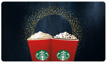 starbucks gift card deal
