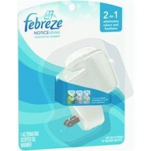 febreze noticeables