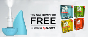 oxy bump target
