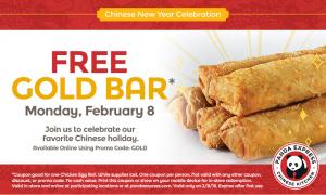 free gold bar