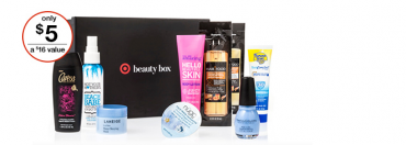 target beauty box march