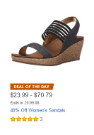 40 off womens sandals