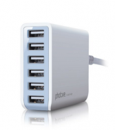 6 port usb rapid charger