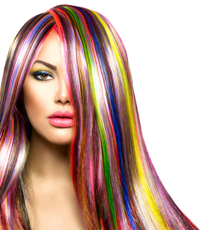 Care For Colored Hair Properly And Make It Last Longer
