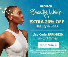 groupon beauty and spa