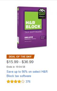 hr block dotd