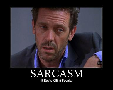 interesting facts about sarcasm common sense with money