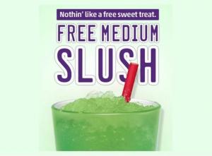 free slush