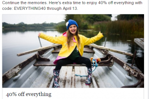 shutterfly everything 40