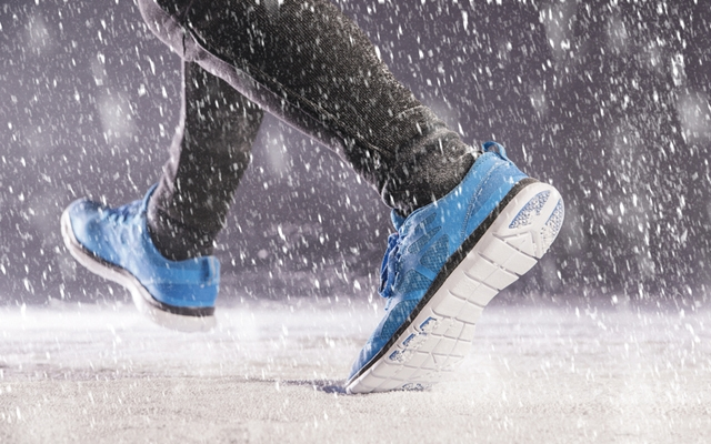exercise during winter