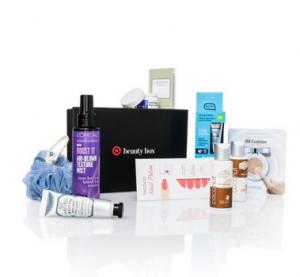 target beauty box april